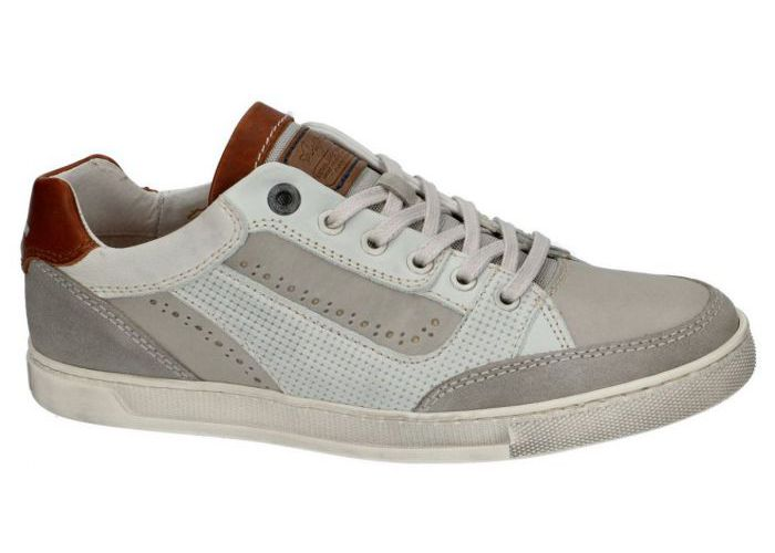 Herenschoenen Australian Footwear SNEAKERS 15.1124.03 VANCOUVER Grijs