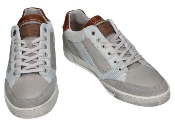 Australian Footwear 15.1124.03 VANCOUVER sneakers grijs