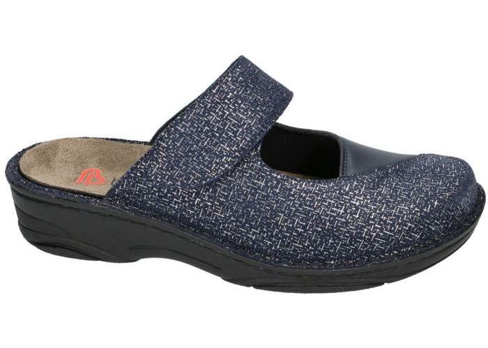 Berkemann 03457-322 HELIANE pantoffels blauw
