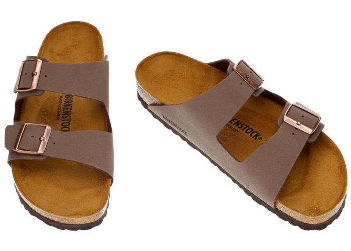Birkenstock 0151183 ARIZONA pantoffels & slippers bruin