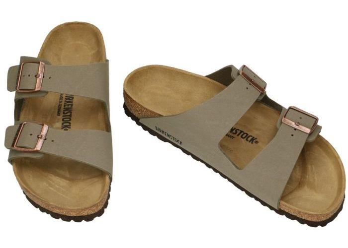 Birkenstock 0151213 ARIZONA pantoffels & slippers taupe