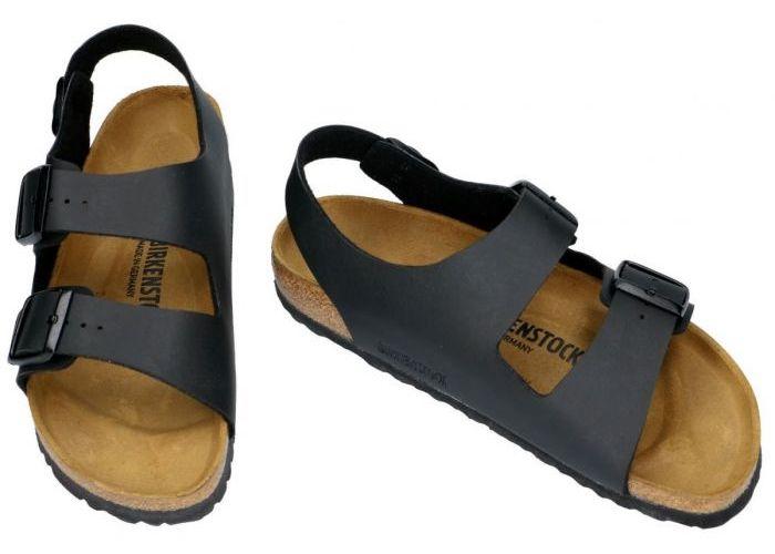 Birkenstock 0034793 MILANO BS sandalen zwart
