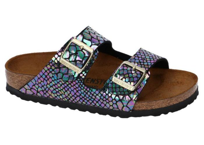 Damesschoenen Birkenstock SLIPPER - MUILTJE 1003463 ARIZONA Multicolor