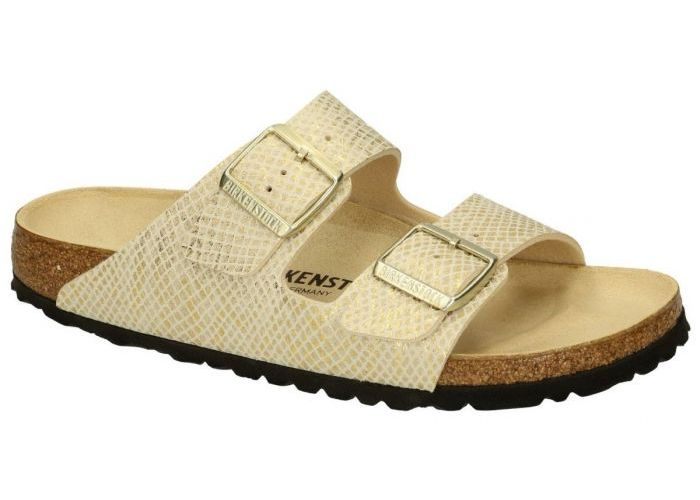 Birkenstock 1019374 ARIZONA BS slippers & muiltjes beige