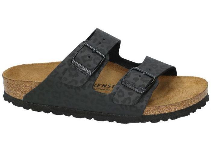 Birkenstock 1016774 ARIZONA BS slippers & muiltjes zwart