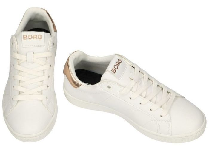 BjÖrn Borg 2111 407535 T305CLS BTM W sneakers  wit