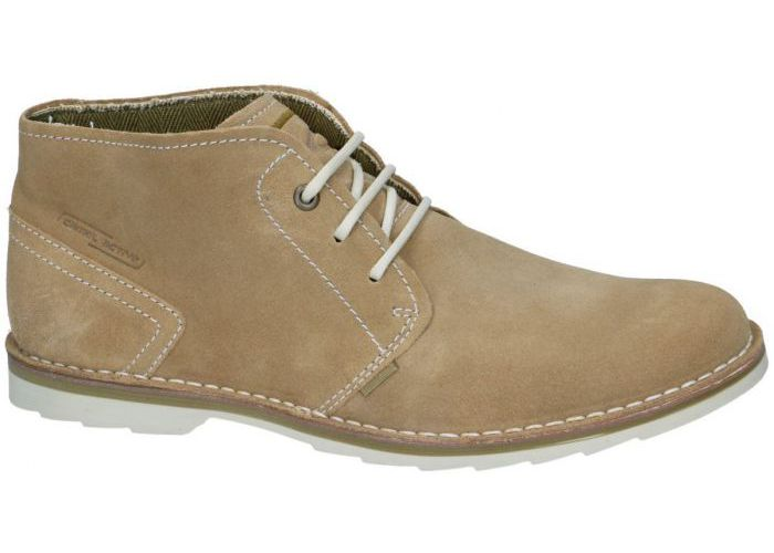Herenschoenen Camel Active BOTTINES 343.13-01 Delta Beige