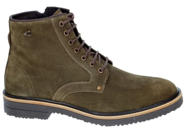 Herenschoenen Camel Active BOTTINES 524.12.01 TRADE Groen Olijf