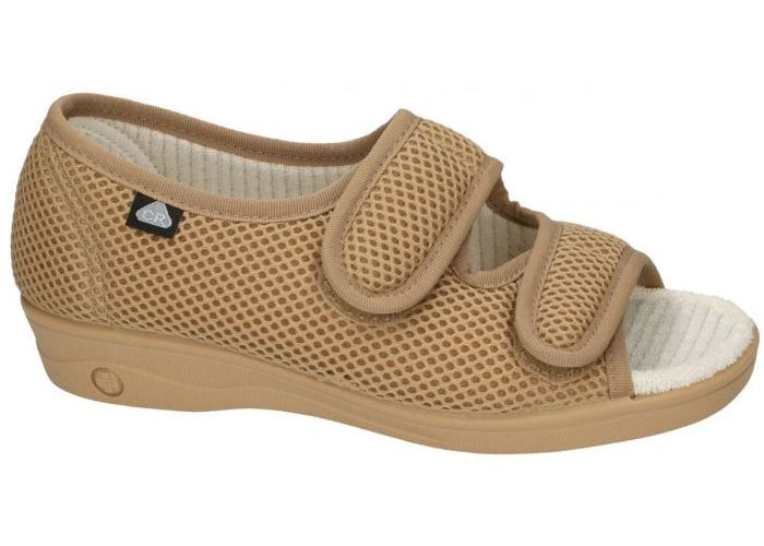 Celia Ruiz 213 F-New Diane pantoffels beige