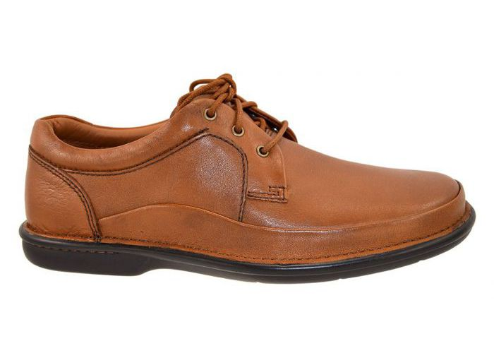 Clarks Butleigh Bord Lacets Hommes Chaussures - Brun (cuir Beige), Taille: 43