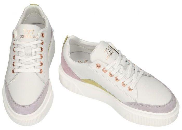 Cycleur De Luxe CDLW211131 SOFIA sneakers  wit