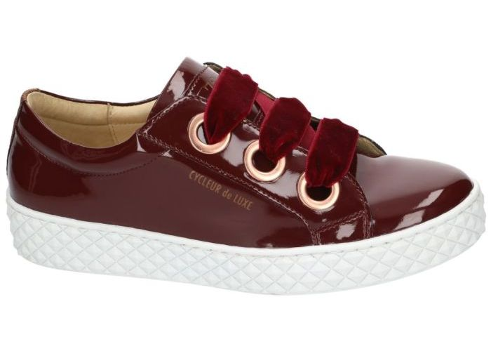 Damesschoenen Cycleur De Luxe SNEAKER-SPORTIEF ACTION3 Bordeaux