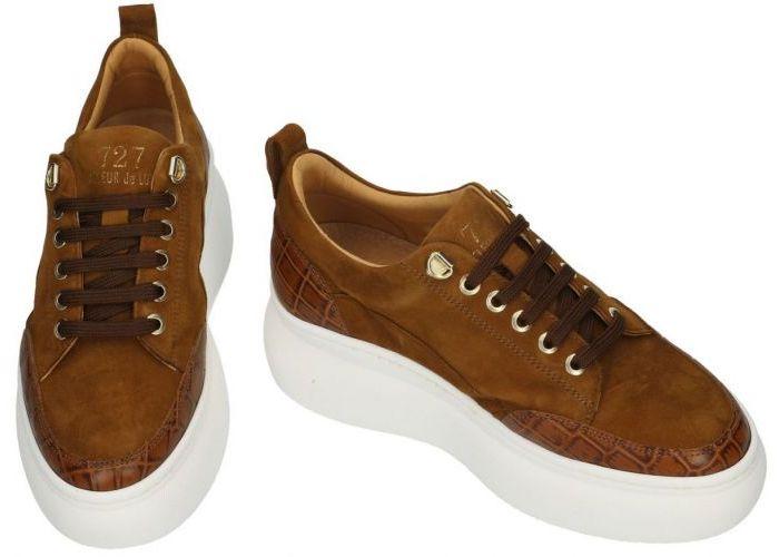 Cycleur De Luxe CDLW201587 CALI sneakers  cognac/caramel