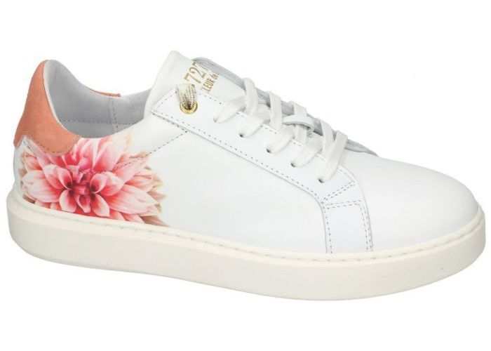 Damesschoenen Cycleur De Luxe SNEAKER-SPORTIEF CDLW201539 FOX-POPPY Wit