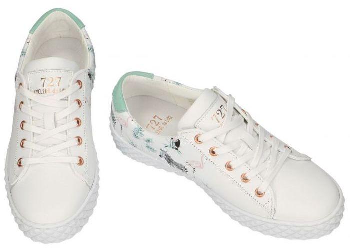 Cycleur De Luxe CDLW211004 ALBUFEIRA sneakers  wit