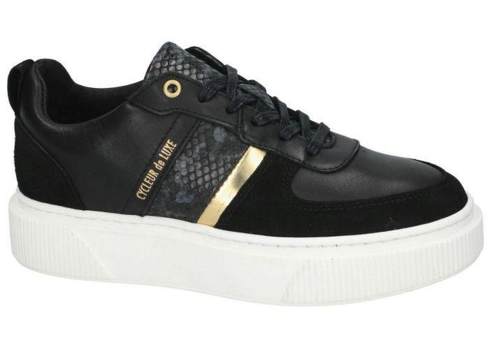 Cycleur De Luxe CDLW202212 LAUREN sneakers  zwart