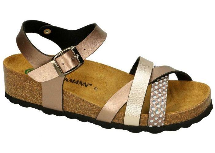 Dr Brinkmann 689667 sandalen goud