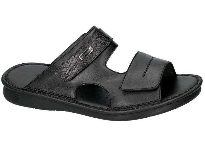 Fbaldassarri B-1973 pantoffels & slippers zwart
