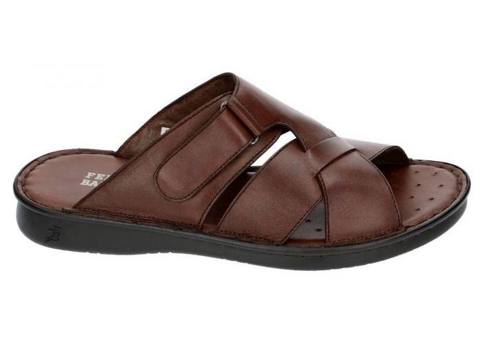 Fbaldassarri B-723 pantoffels & slippers bruin