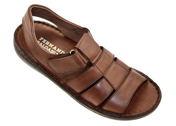 Fbaldassarri B-324 sandalen bruin