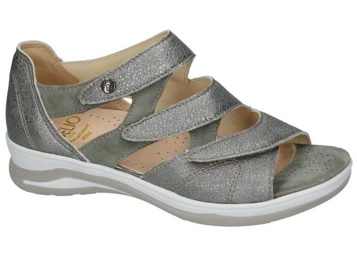 Fidelio Hallux 496006 HILLY (H) sandalen grijs