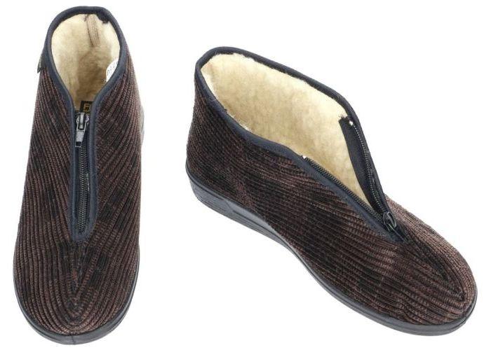 Fischer 204167 pantoffels & slippers bruin