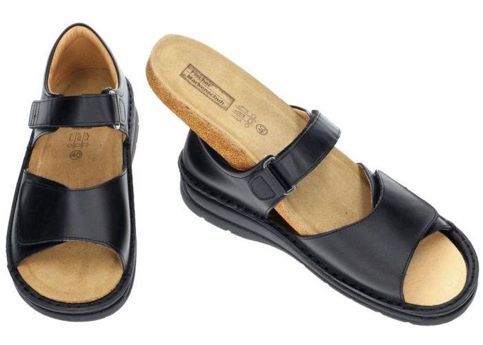 Fischer 19775 sandalen zwart