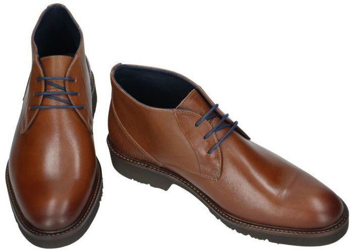 Fluchos CAVALIER 9946  boots & bottines cognac/caramel