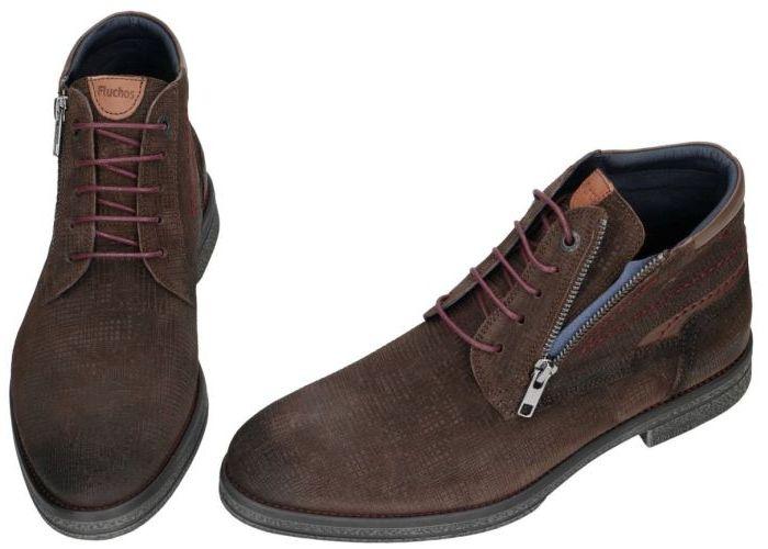 Fluchos 34789 GAMMA F0652  boots & bottines bruin donker