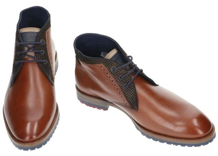 Fluchos 32674 CICLOPE F0274 boots & bottines cognac/caramel