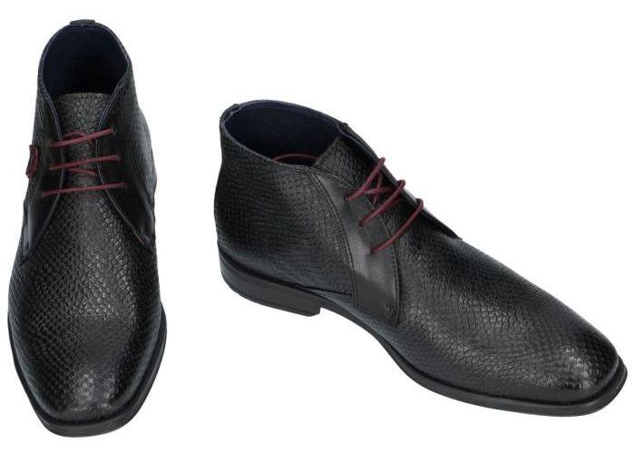 Fluchos 9487 boots & bottines zwart