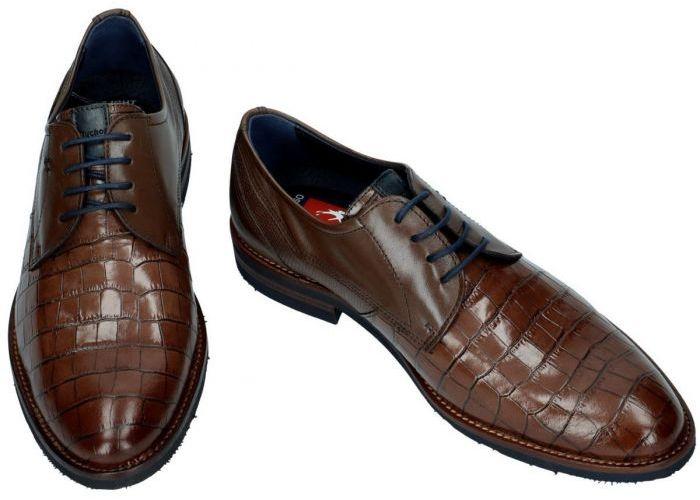Fluchos OLIMPO - F1041  geklede lage schoenen bruin