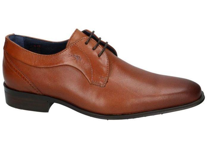 Fluchos 8963 CESAR geklede lage schoenen cognac/caramel