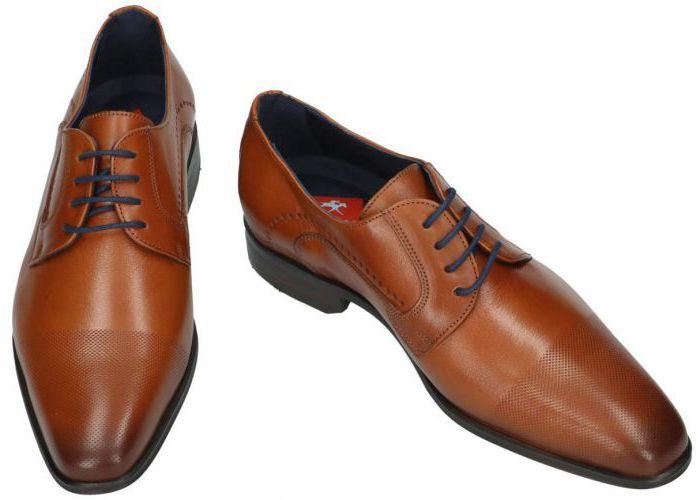 Fluchos 8966 geklede lage schoenen cognac/caramel