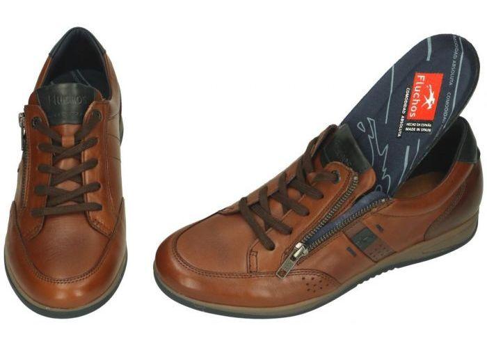 Fluchos DANIEL F1281 sneakers cognac/caramel