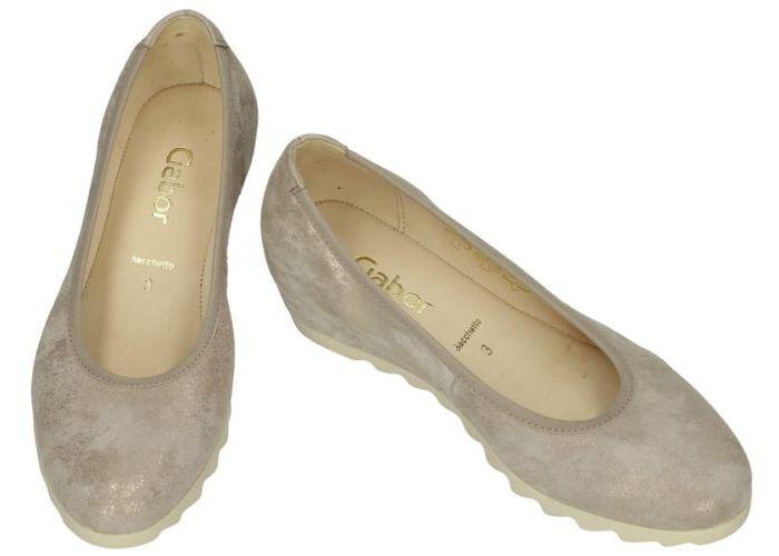 Gabor 25.320.62 ballerina's & mocassins beige