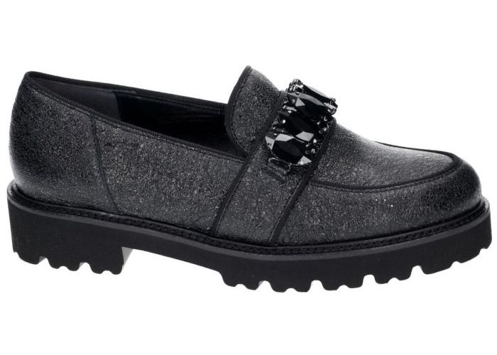 Gabor 8867 mocassins - loafers zwart
