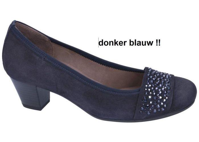 Damesschoenen Gabor PUMPS & HAKSCHOENEN 25.482.16 Blauw Donker