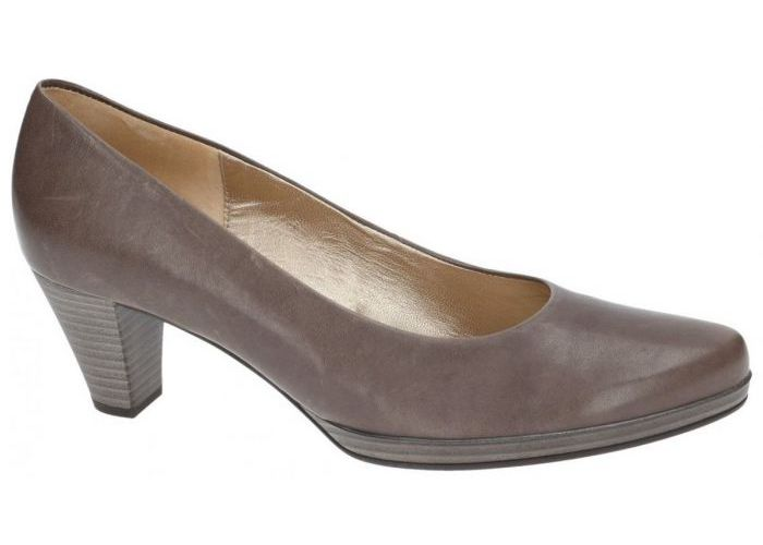 Gabor 5015 pumps taupe donker