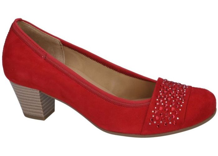 Gabor 9293 pumps rood