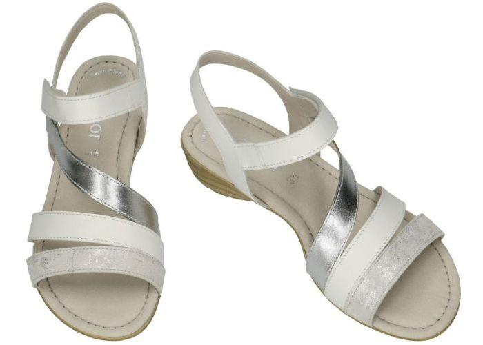 Gabor 24.551.61 sandalen wit