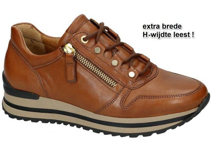 Gabor 76.527.51 sneakers  cognac/caramel