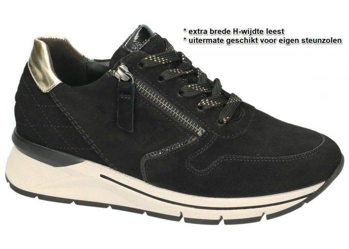 Gabor 76.588.67 sneakers  zwart