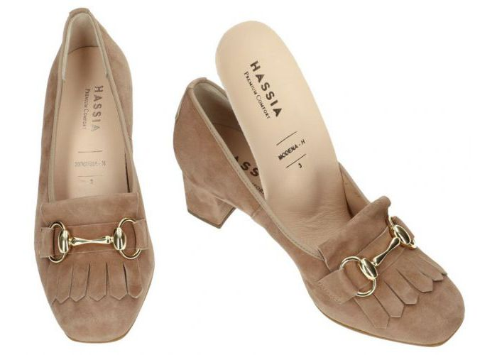 Hassia 7242 pumps camel