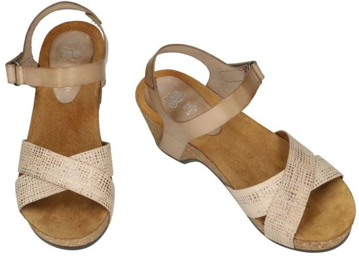 Hee 19050 sandalen beige