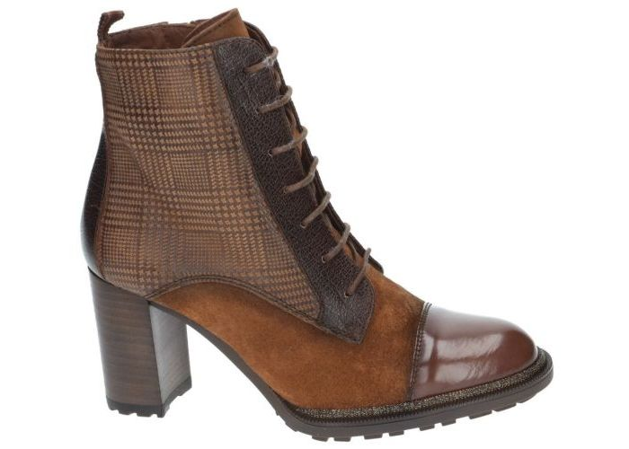 Damesschoenen Hispanitas ENKELLAARS CHI87724  PARSLEY Cognac/caramel