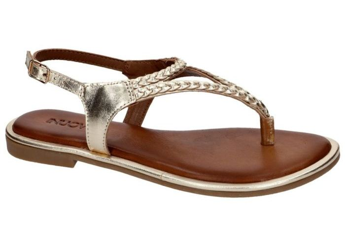 Inuovo 7525 sandalen goud