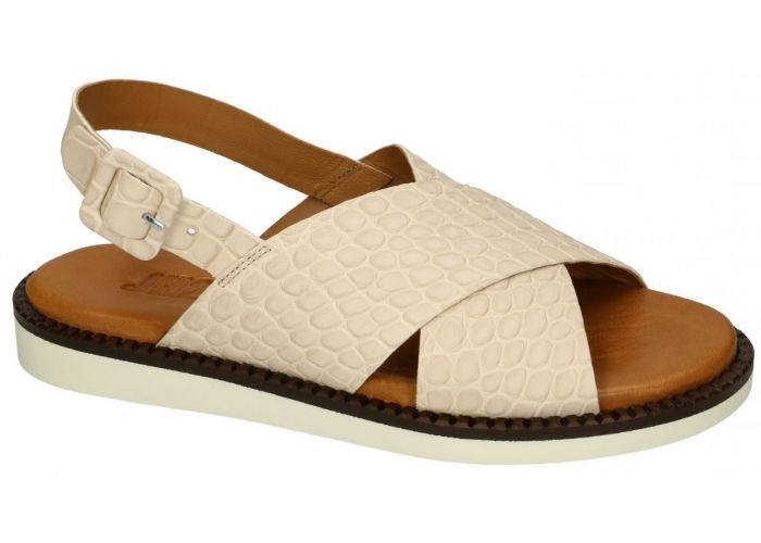 Jh2 210 BS6C sandalen off-white-crÈme-ivoor