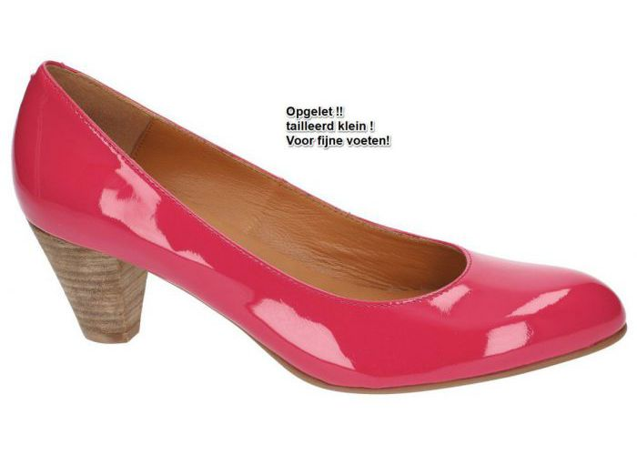 Jhay 5890 pumps fuchsia