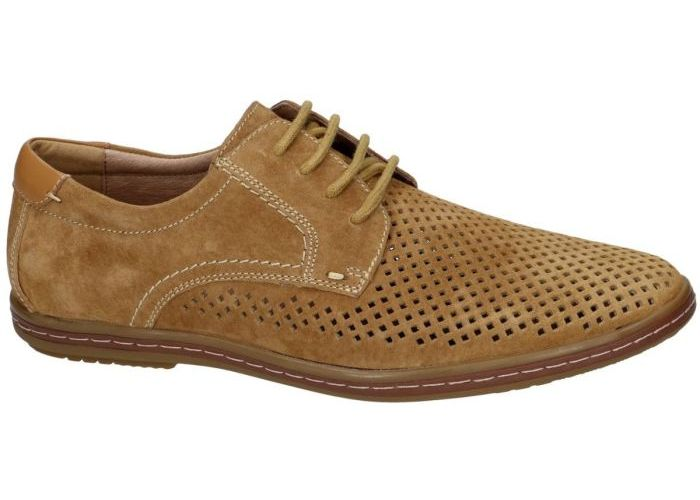 Herenschoenen Josef Seibel CASUAL / WEEKEND 12202 DOUGH 02 Camel